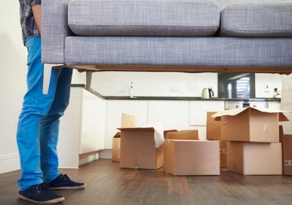 Μεταφορά καναπέ – Προστασία και Λύσεις