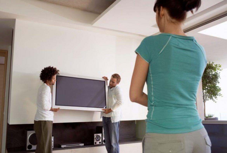 Μεταφορά τηλεόρασης – Τρόποι και λύσεις